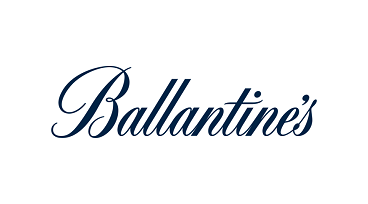 Liquor Lotte Duty Free Ballantine S Flagship 로고
