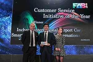 June 2018, The Best Customer Service of the Year Winner