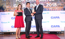 CAPA Asia-Pacific Aviation Awards Asia Large Airport of the Year