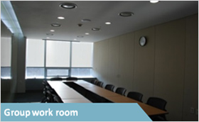 Group work room